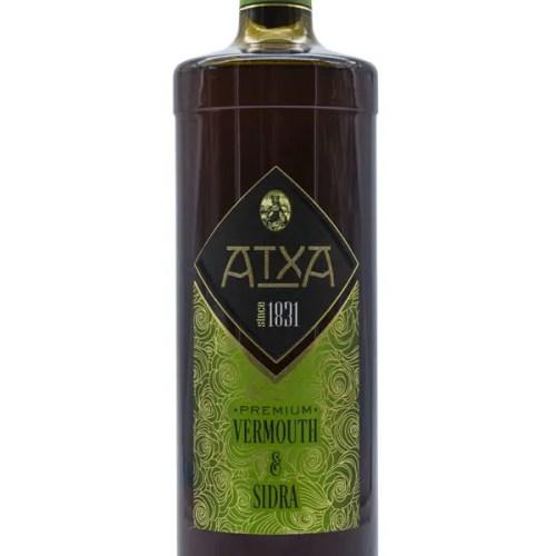 Vermouth Sidra Atxa