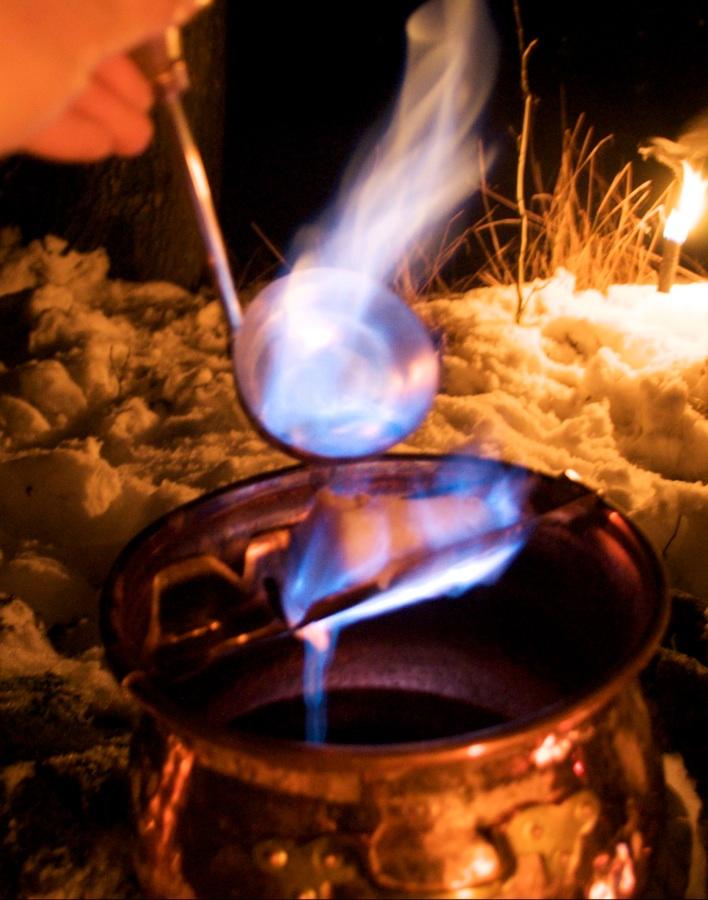 Fondue Feuerzangenbowle und andere Spezialtpfe