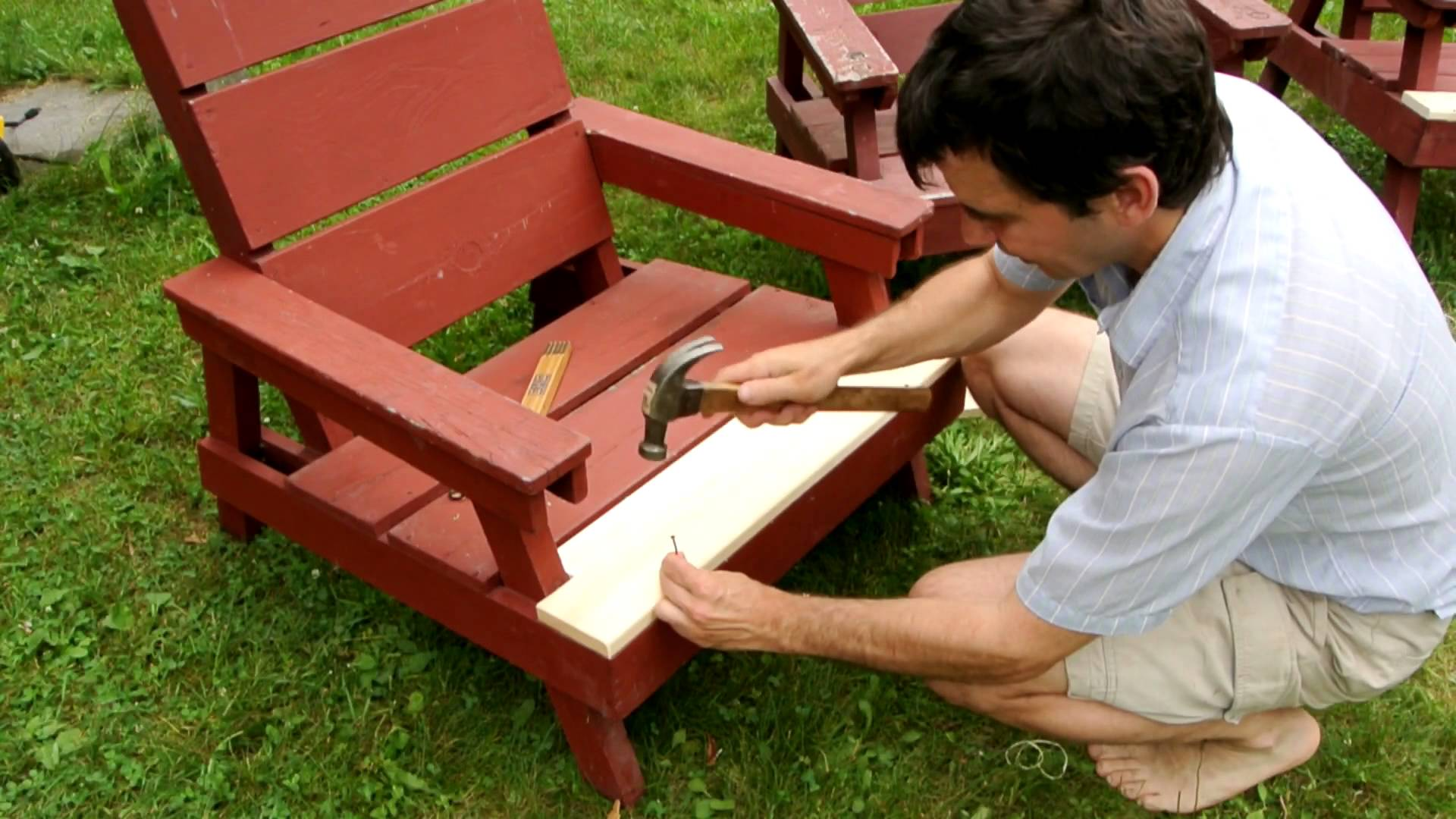 fixing wooden chairs relax r chair repair a broken
