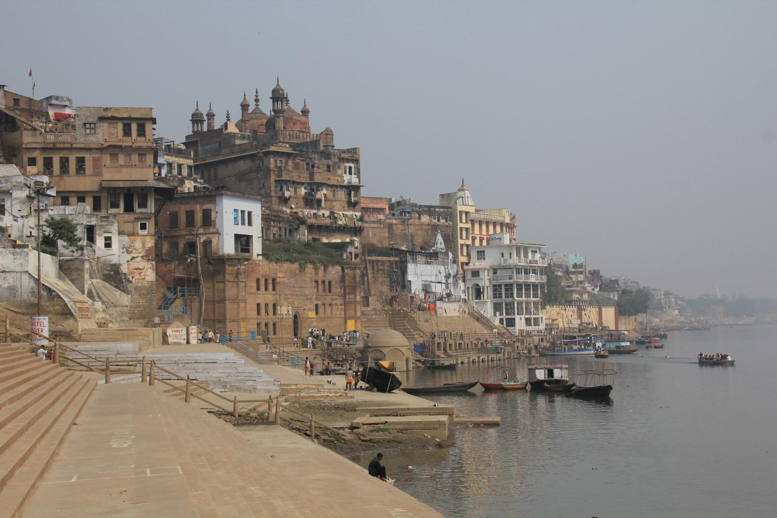 Jours 61 à 64 : Varanasi, le battement du coeur de l'Inde…