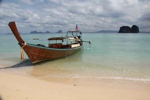 Jours 97 à 99 : Nager avec les poissons colorés à Kho Ngaï…