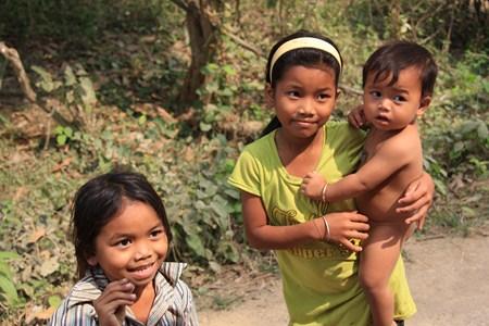 Jours 147 à 150 : La campagne cambodgienne à Battambang