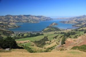 Jours 202 & 203 : Akaroa et la péninsule de Banks