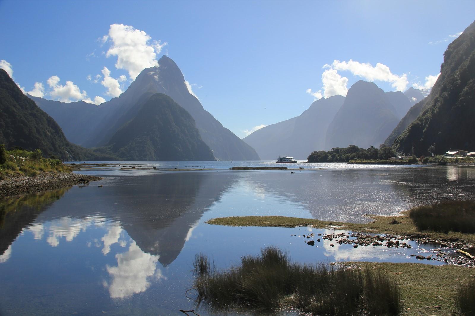 Jours 208 & 209 : Région du Fiordland – Key Summit & Milford Sound