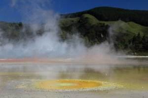 Jours 226 à 228 : Lac Taupo et Rotorua – à la découverte des phénomènes géothermiques !
