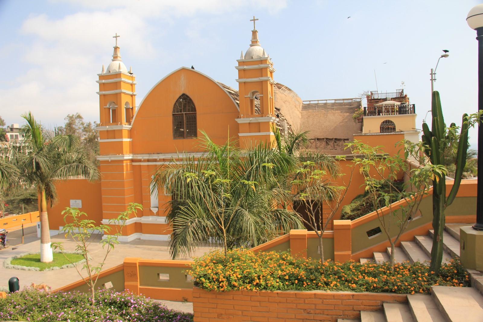 Jours 272 & 273 : Découverte de Lima, la capitale du Pérou !