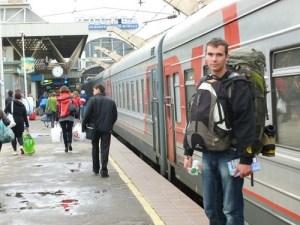 Jour 7 – Le train n°219 pour Moscou !