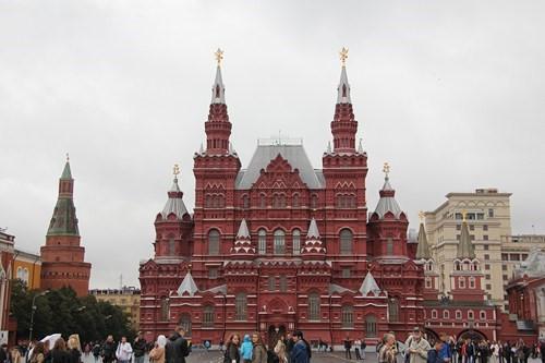 Jours 8 & 9 – Mockba… à nous la capitale russe !