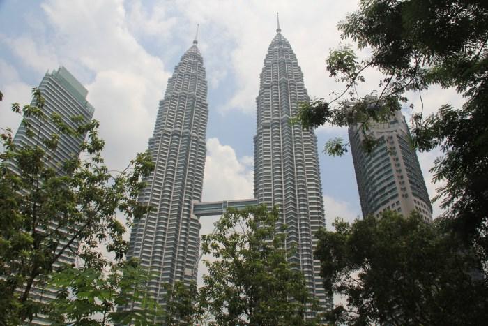 Petronas Towers à Kuala Lumpur