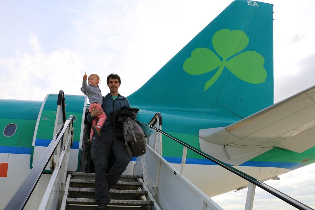 Irlande J1 – Retrouvailles à Dublin !