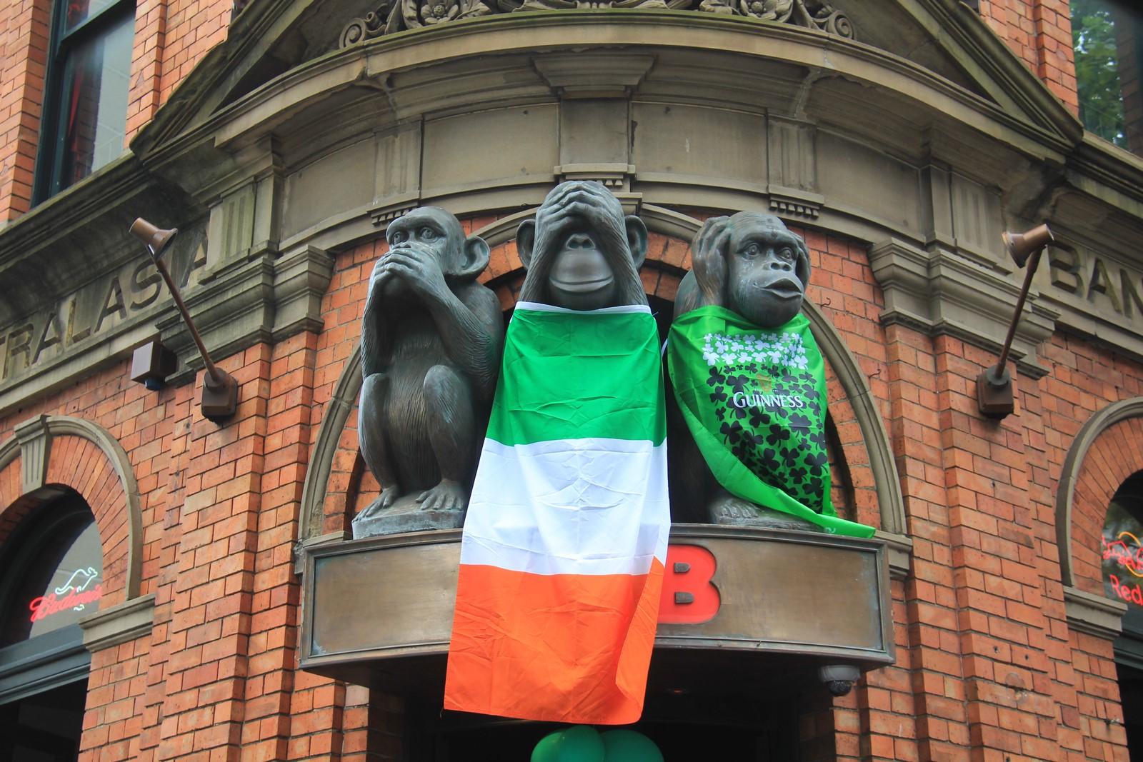 On s'envole bientôt pour l'Irlande !