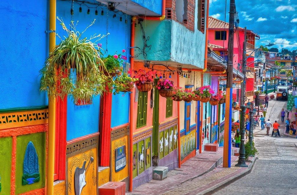 Antioquia: une expérience colombienne.