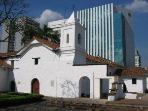 Église La Merced (source : Google)