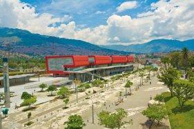Architecture du parc Explora