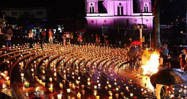Les traditions de noël en Colombie