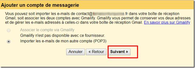 configurer gmail5