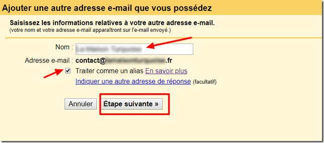 configurer gmail8