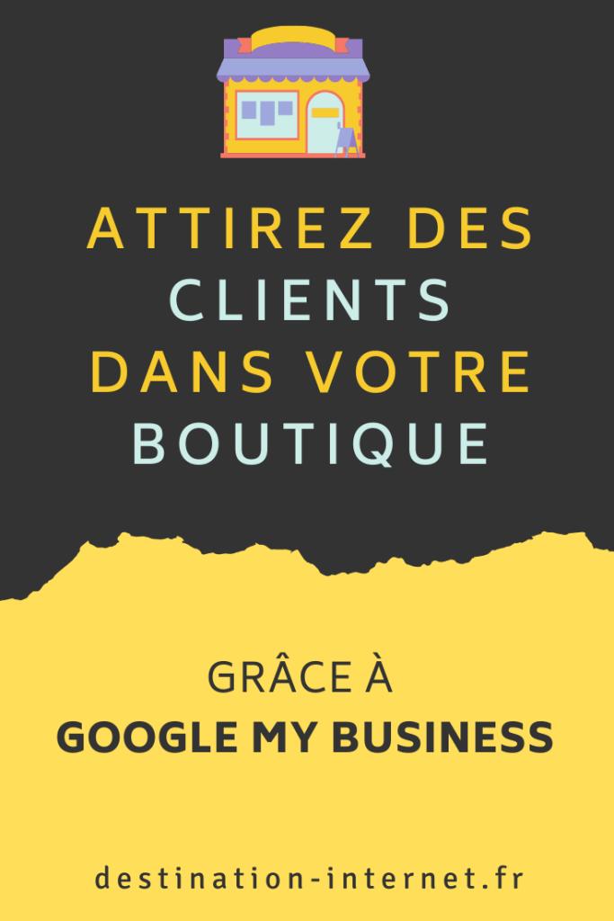 Améliorez votre référencement local grâce à Google My Business
