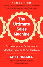 The ultimate sales machine de Chet Holmes