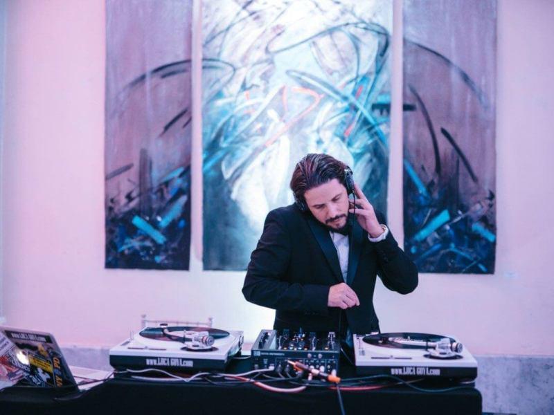 VENDOR OF THE WEEK: DJ LUCA GOYA