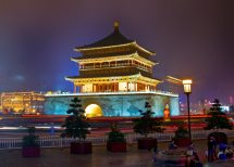 Xian China - Tour Attractions