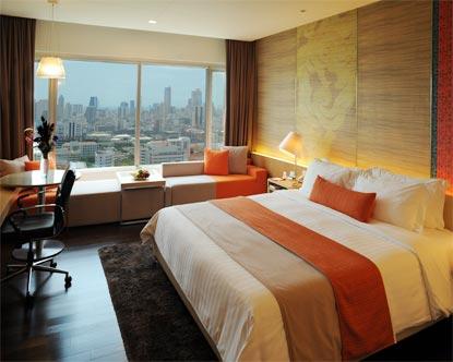 Pathumwan Princess Hotel Rooms