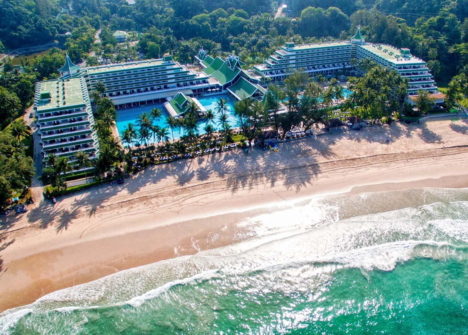Thailand Beach Resorts  Phuket Beach Resorts