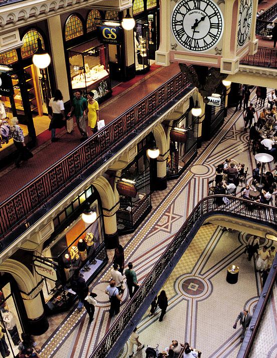 Shopping in Sydney  Broadway Shopping Centre Sydney