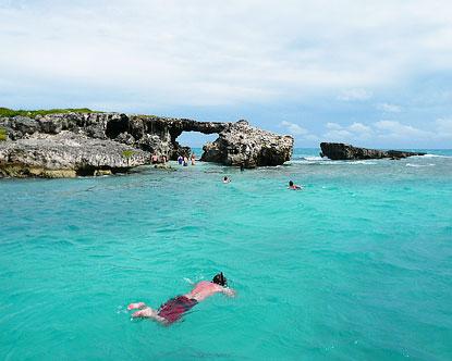 Antigua Snorkeling  Snorkeling in Antigua and Barbuda