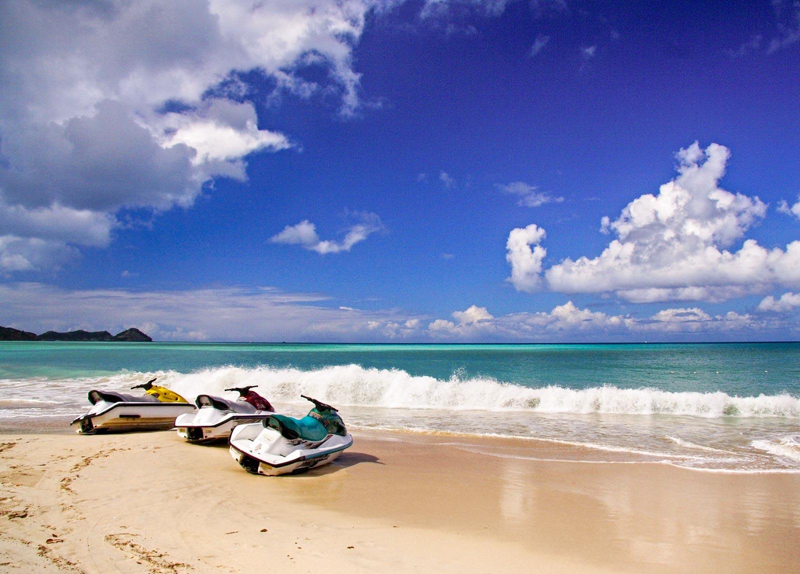 Antigua Beaches  Best Beaches of Antigua and Barbuda