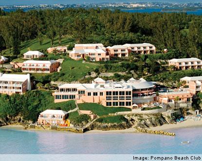 Bermuda Beach Resorts  Beach Club in Bermuda