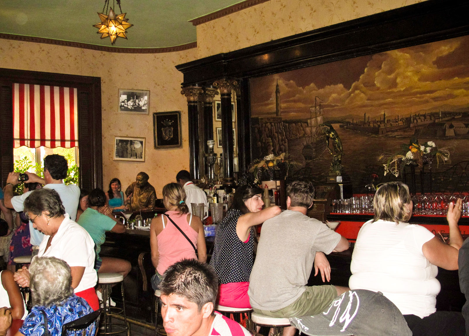 Floridita Havana  Ernest Hemingway Favorite Bar in Havana