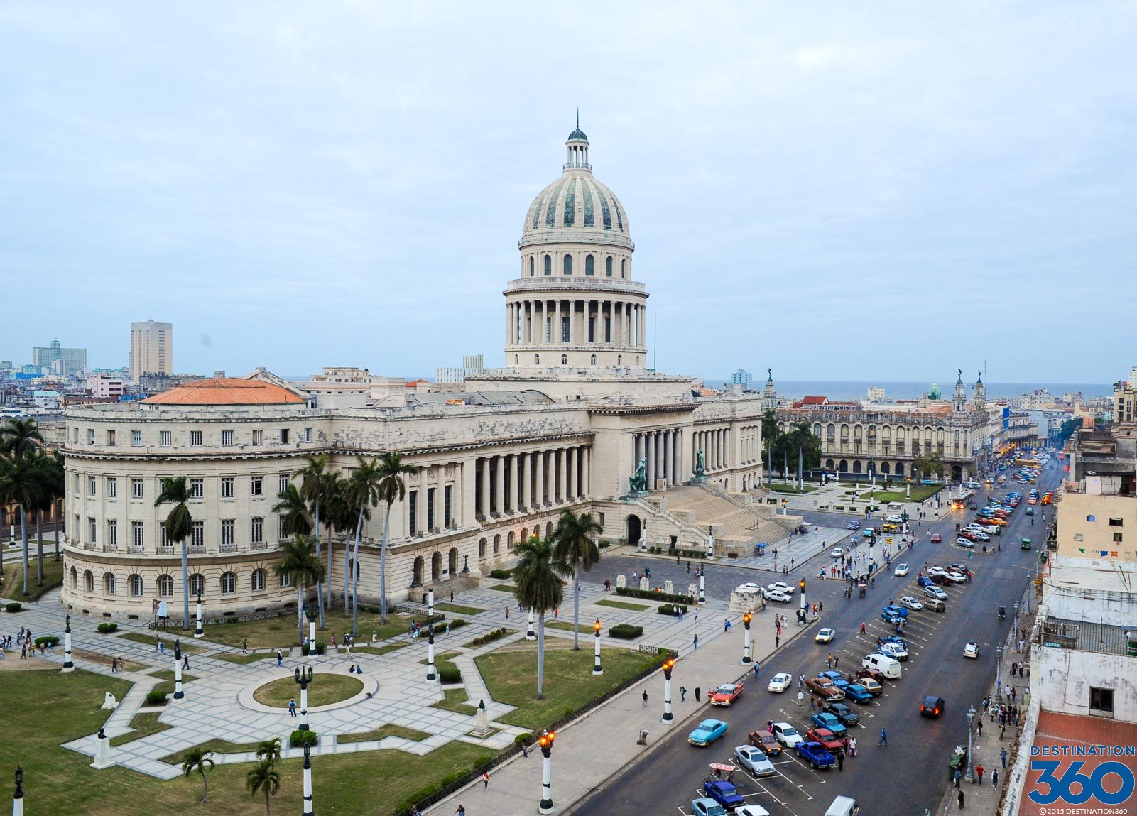 Capitolio Nacional Cuba  Capital of Cuba