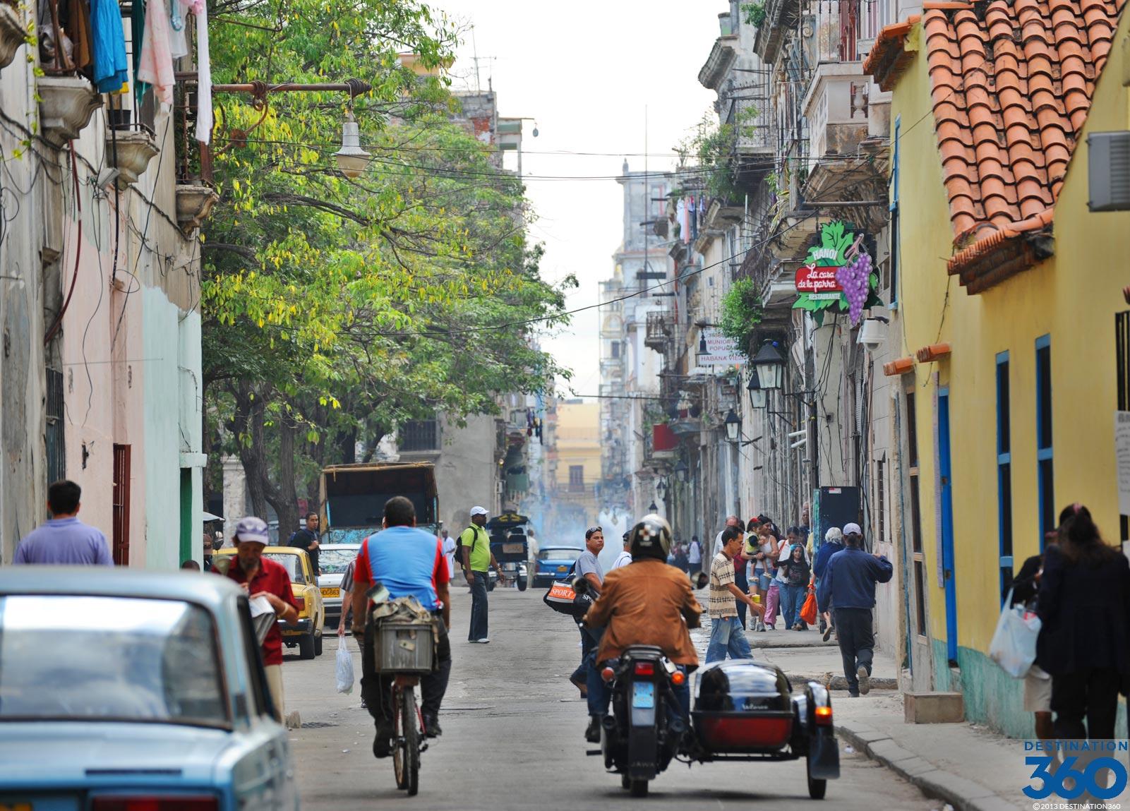 Havana Streets  Sightseeing in Havana Cuba