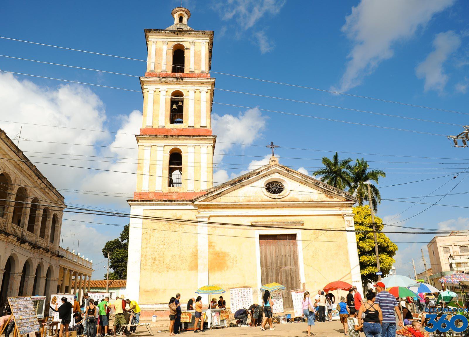 Remedios Cuba  Remedios Parrandas 2019