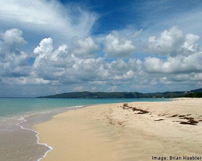 Sandy Point St Croix Sandy Point USVI