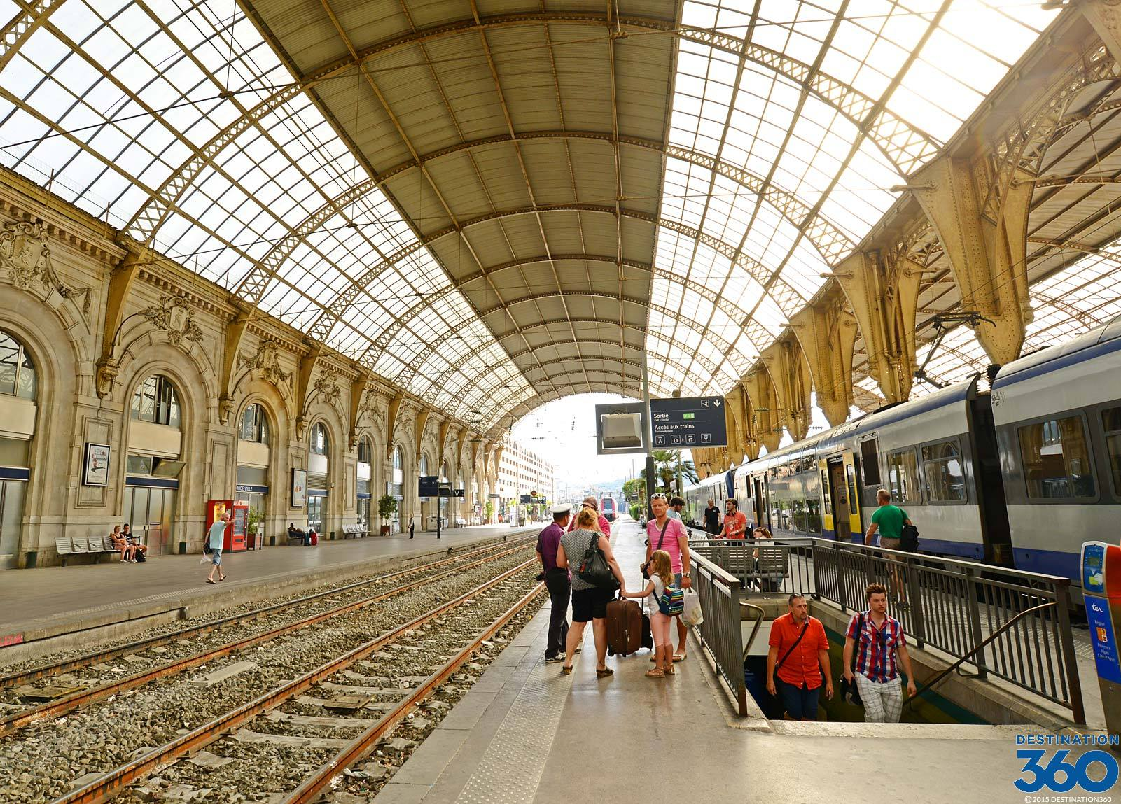 Rent Cars In Nice France Nice Airport Car Hire Train
