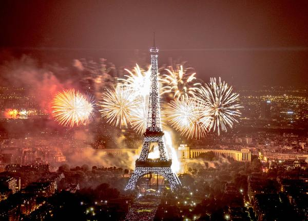 Bastille Day 2019 - Paris France