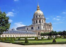 Les Invalides - Napoleon' Tomb Paris Army Museum
