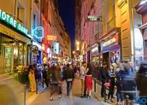 Quartier Latin - Quarter Paris La Sorbonne