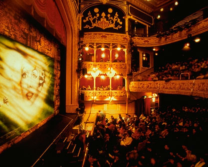 Dublin Theaters  Abbey Theatre  Shows in Dublin