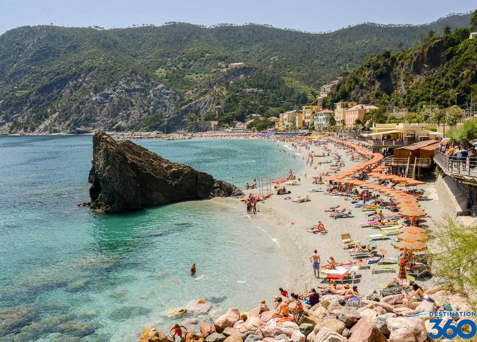 Italian Riviera  Best Italian Riviera Beaches