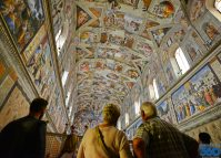 Sistine Chapel - Sistine Chapel Ceiling - History of the ...