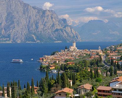 Lake Garda Italy  Lago di Garda