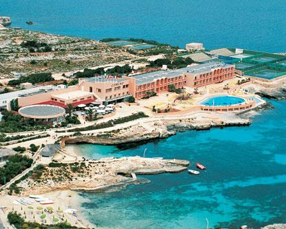 st nicolas bay santa maria bay comino hotel malta