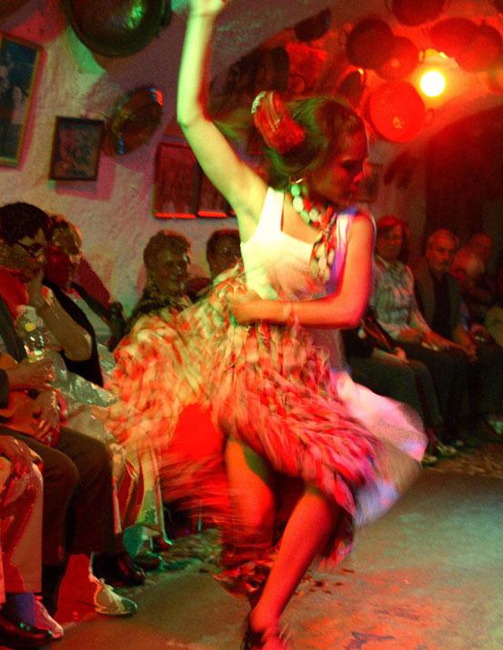 Flamenco Shows in Granada  Granada Flamenco Dancing