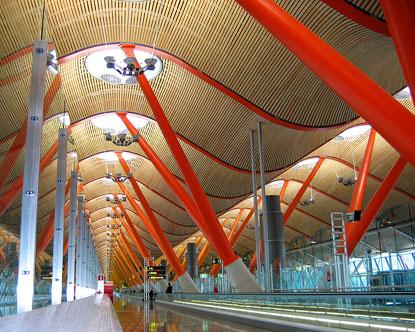 Madrid Airport  Barajas International Airport