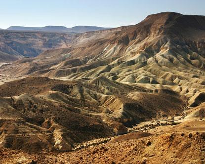 Negev  Negev Desert  Mitzpe Ramon