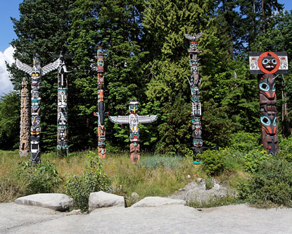 Stanley Park Attractions