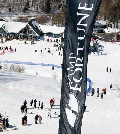 Camp Fortune  Camp Fortune Ski  Camp Fortune Lodging